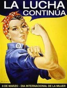 Праздники в Испании: женский день 8 марта в Валенсии.