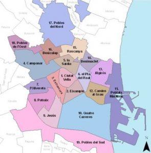 Как выбрать район для покупки квартиры в Валенсии?