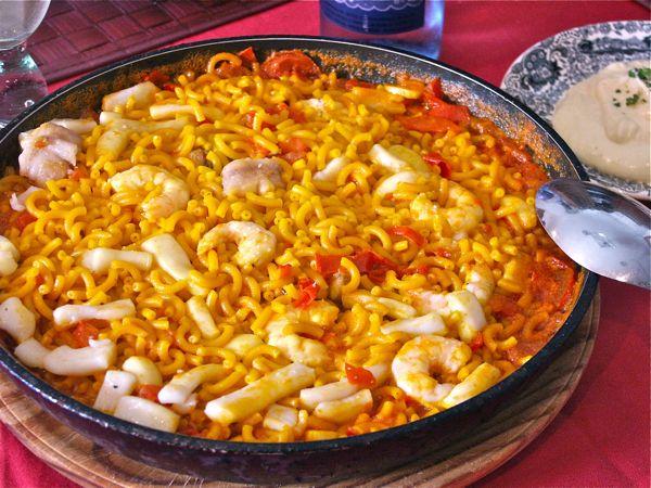 Национальная испанская кухня. Традиционная валенсийская кухня.