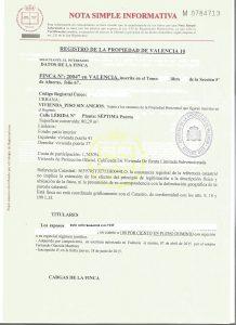 Какие документы нужно проверить перед покупкой квартиры в Испании?