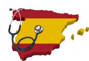 Медицина Испании - Бесплатная мед.помощь, госпитализация.