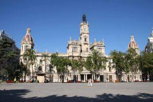 Главная площадь Валенсии - площадь Аюнтамьенто.