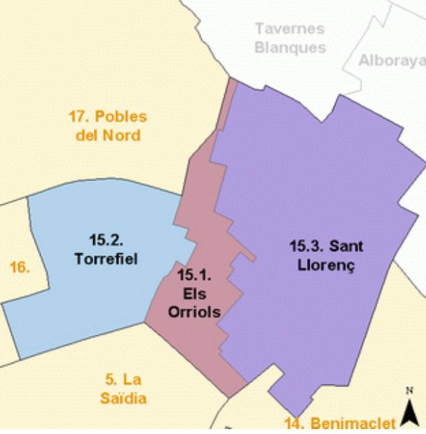Купить квартиру в Валенсии: районы Валенсии. Часть 7. Ориольс