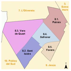 Купить квартиру в Валенсии: районы Валенсии. Часть 3. Патрайс