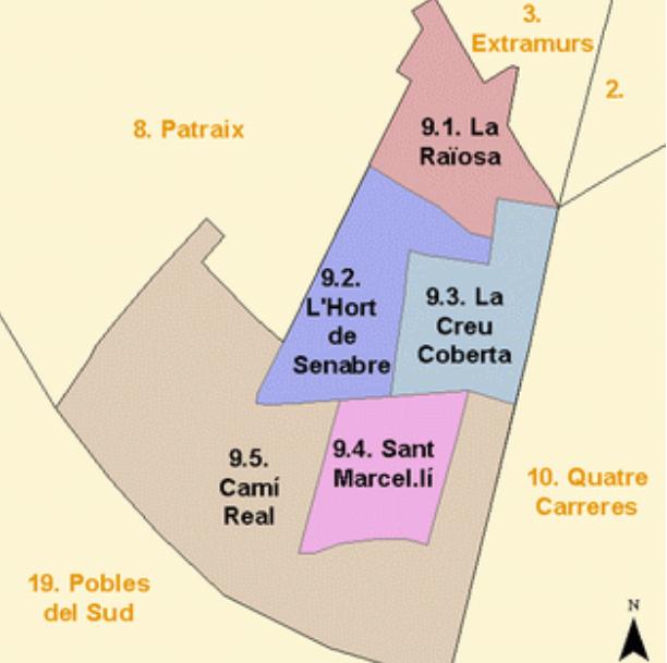 Купить квартиру в Валенсии: районы Валенсии. Часть 3. Хесус