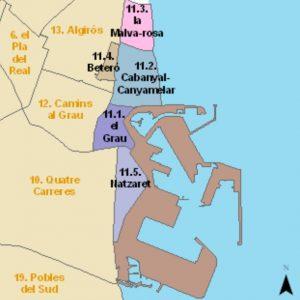 Купить квартиру в Валенсии: районы Валенсии. Часть 5. Мальварроса