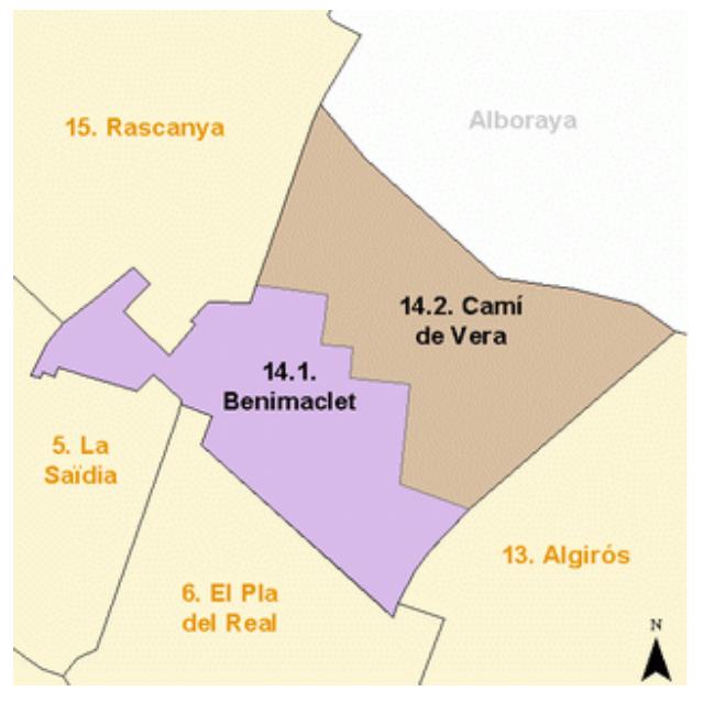 Купить квартиру в Валенсии: районы Валенсии. Часть 6. Бенимаклет