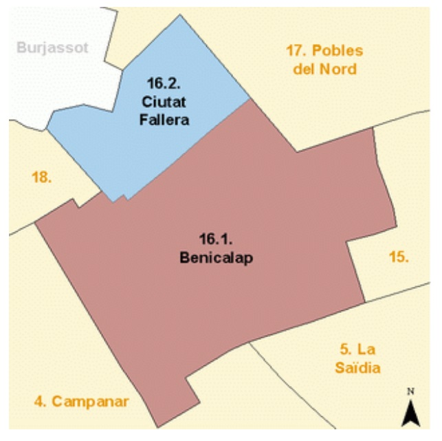 Купить квартиру в Валенсии: районы Валенсии. Часть 7. Беникалап