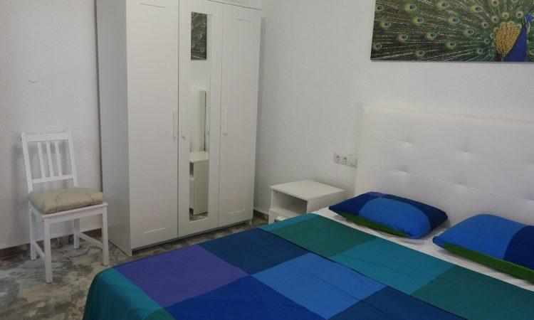 Квартира в Валенсии район Беникалап-Кампанар АР066. спальня 1.