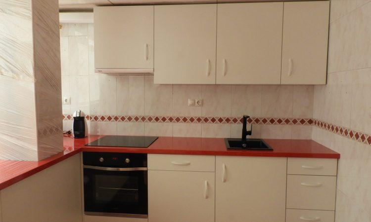 Квартира в Валенсии район Беникалап-Кампанар АР066. кухня