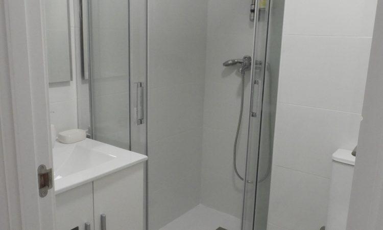 Квартира в Валенсии Тендетес -парк Турия АР067. ванная