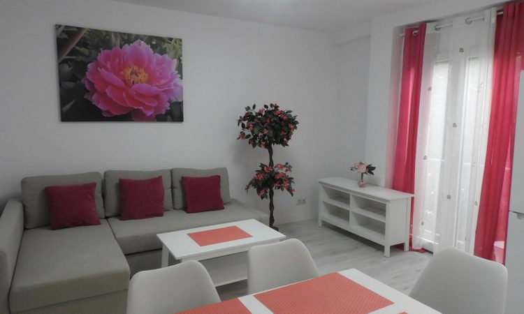 Квартира в Валенсии Тендетес -парк Турия АР067. гостиная