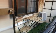 Квартира в Валенсии район Беникалап-Кампанар АР066. балкон