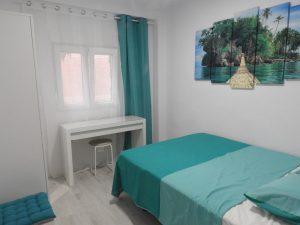 Квартира в Валенсии Тендетес -парк Турия АР067. спальня 4