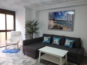 Квартира в Валенсии район Беникалап-Кампанар АР066. зал.