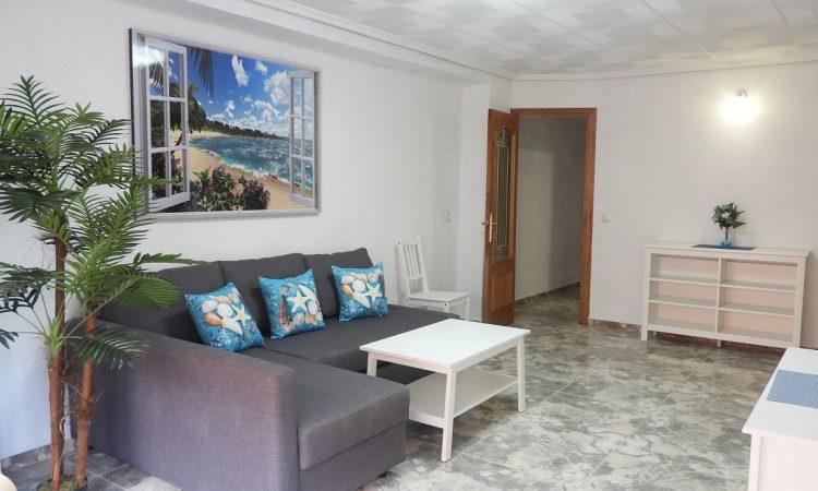 Квартира в Валенсии район Беникалап-Кампанар АР066. зал